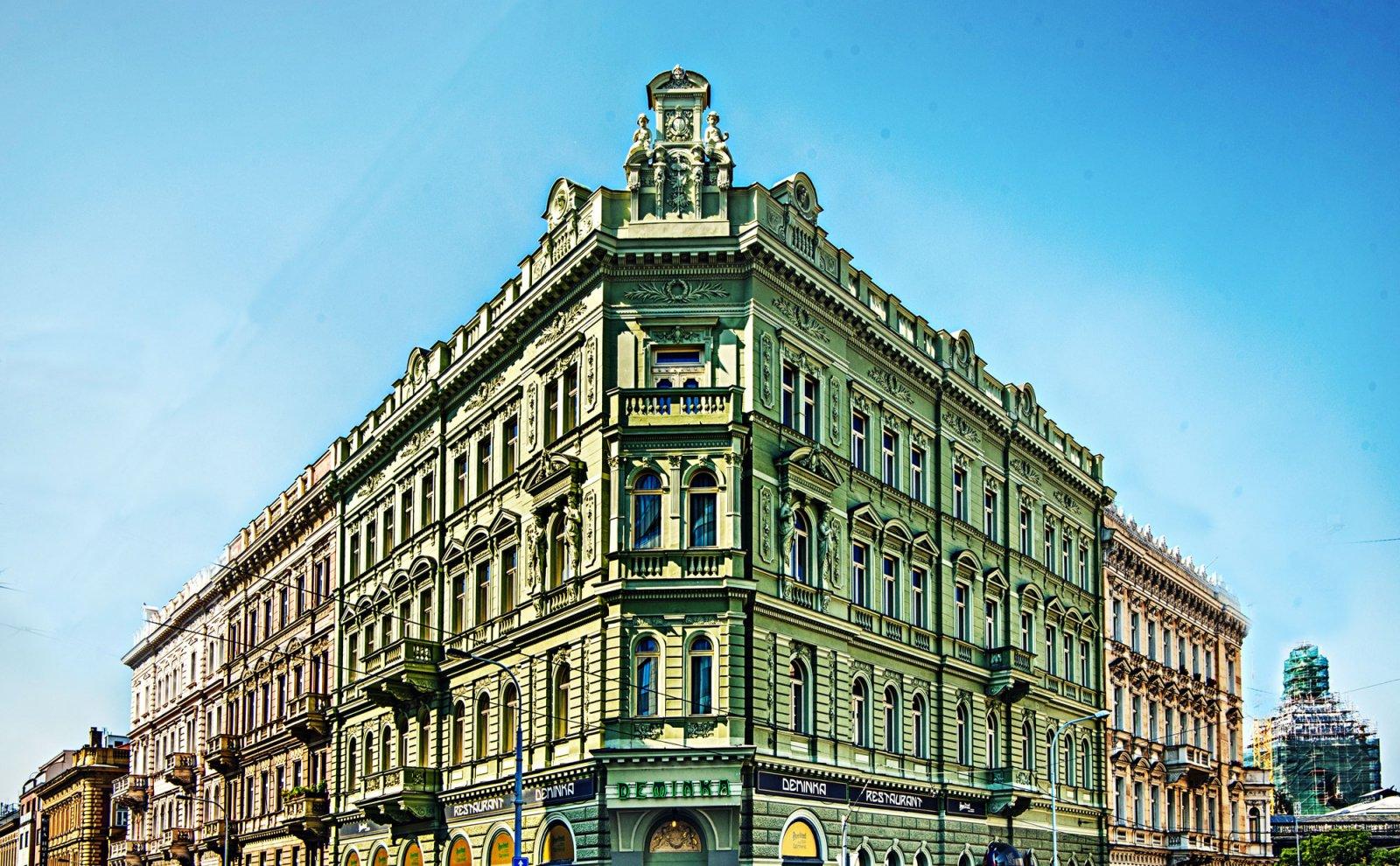 billigste hoteller i prag